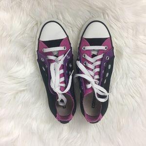 Converse Tri Color Sneakers Size 7